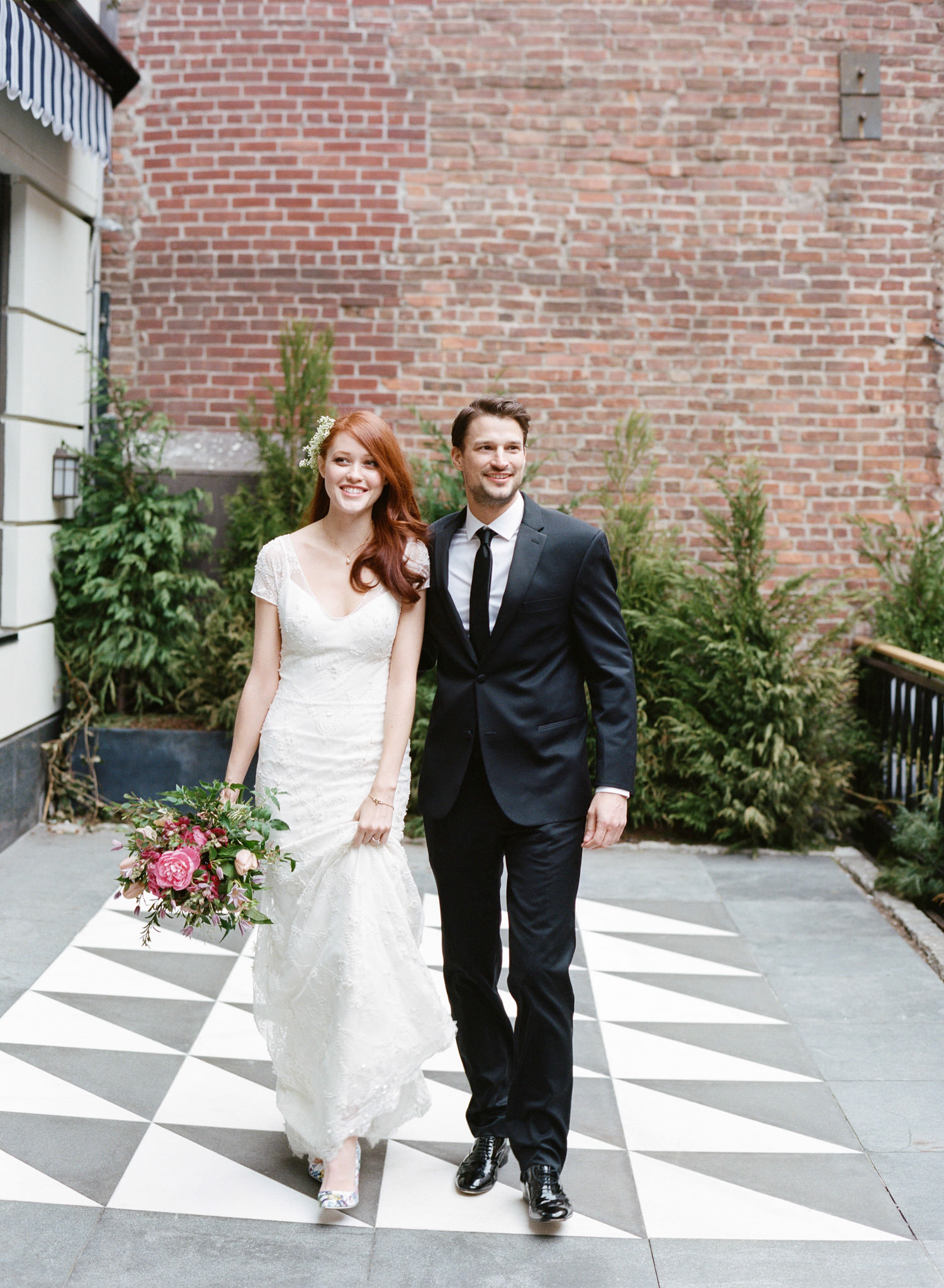 City Hall Wedding New York City Manhattan City Hall-14