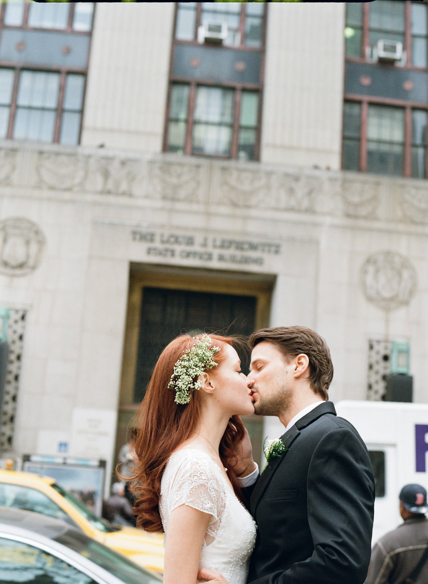 City Hall Wedding New York City Manhattan City Hall-20