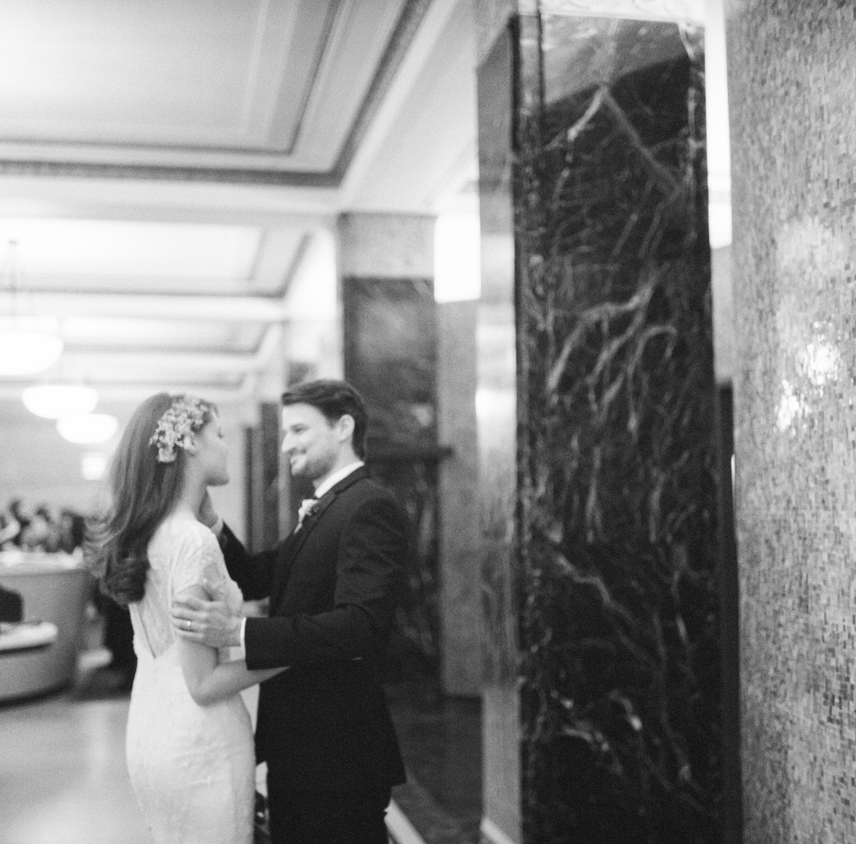 City Hall Wedding New York City Manhattan City Hall-28