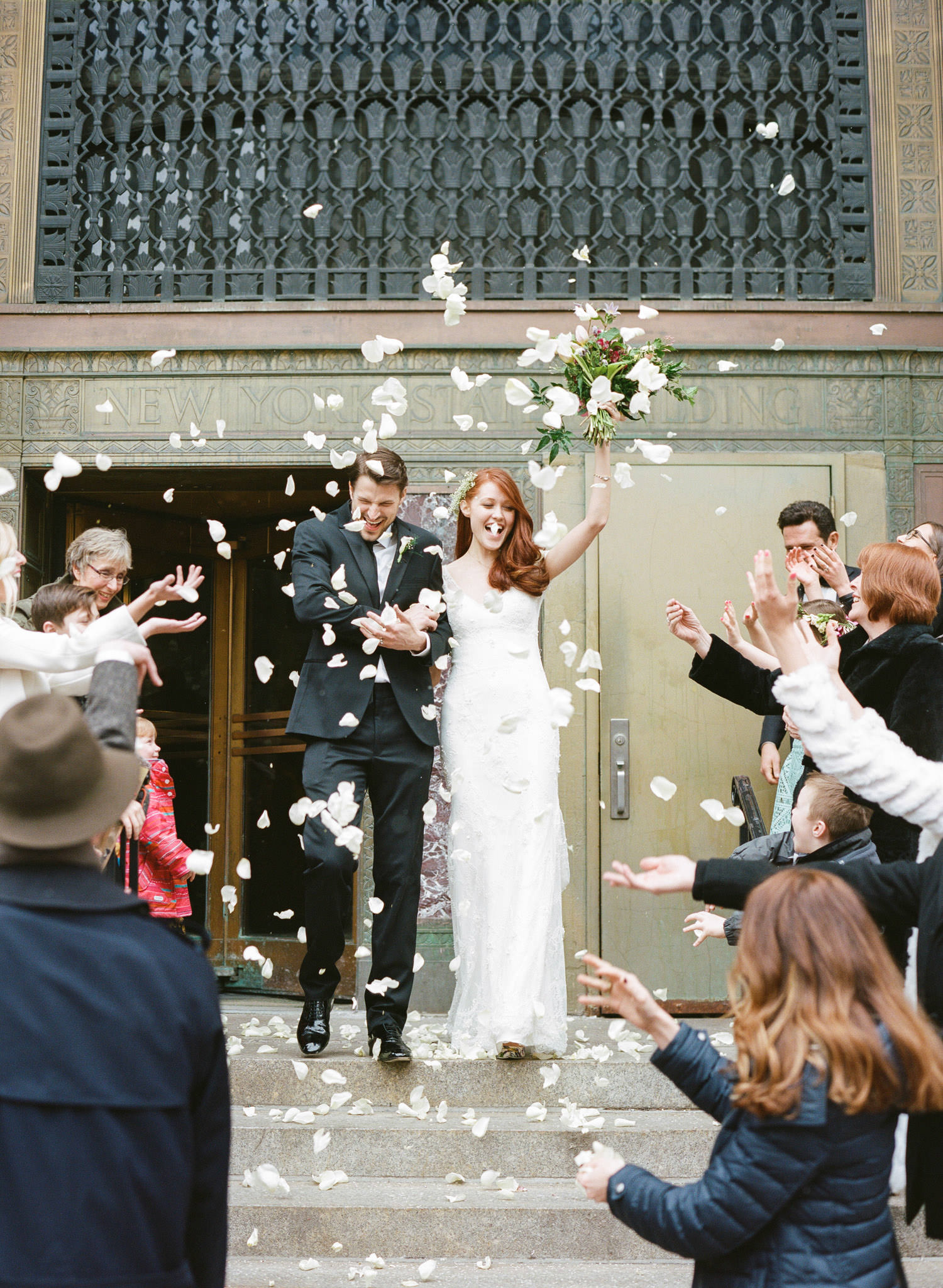 City Hall Wedding New York City Manhattan City Hall-29