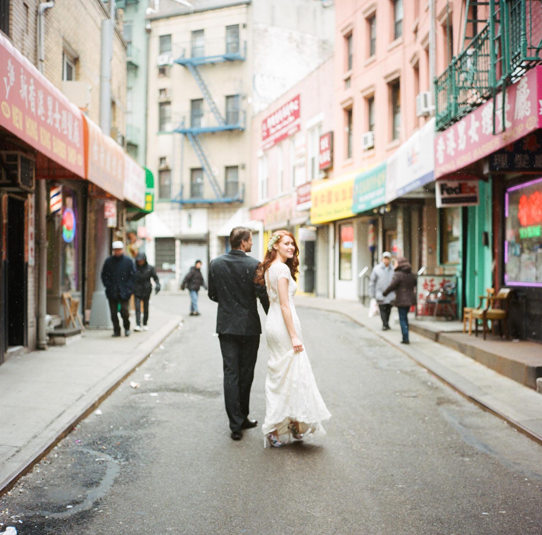 City Hall Wedding New York City Manhattan City Hall-36