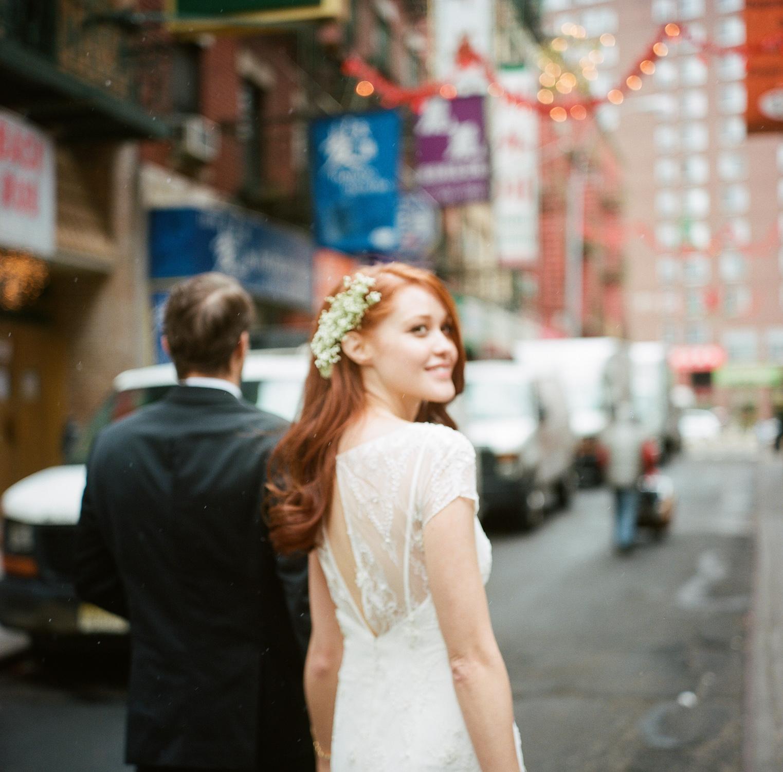 City Hall Wedding New York City Manhattan City Hall-40