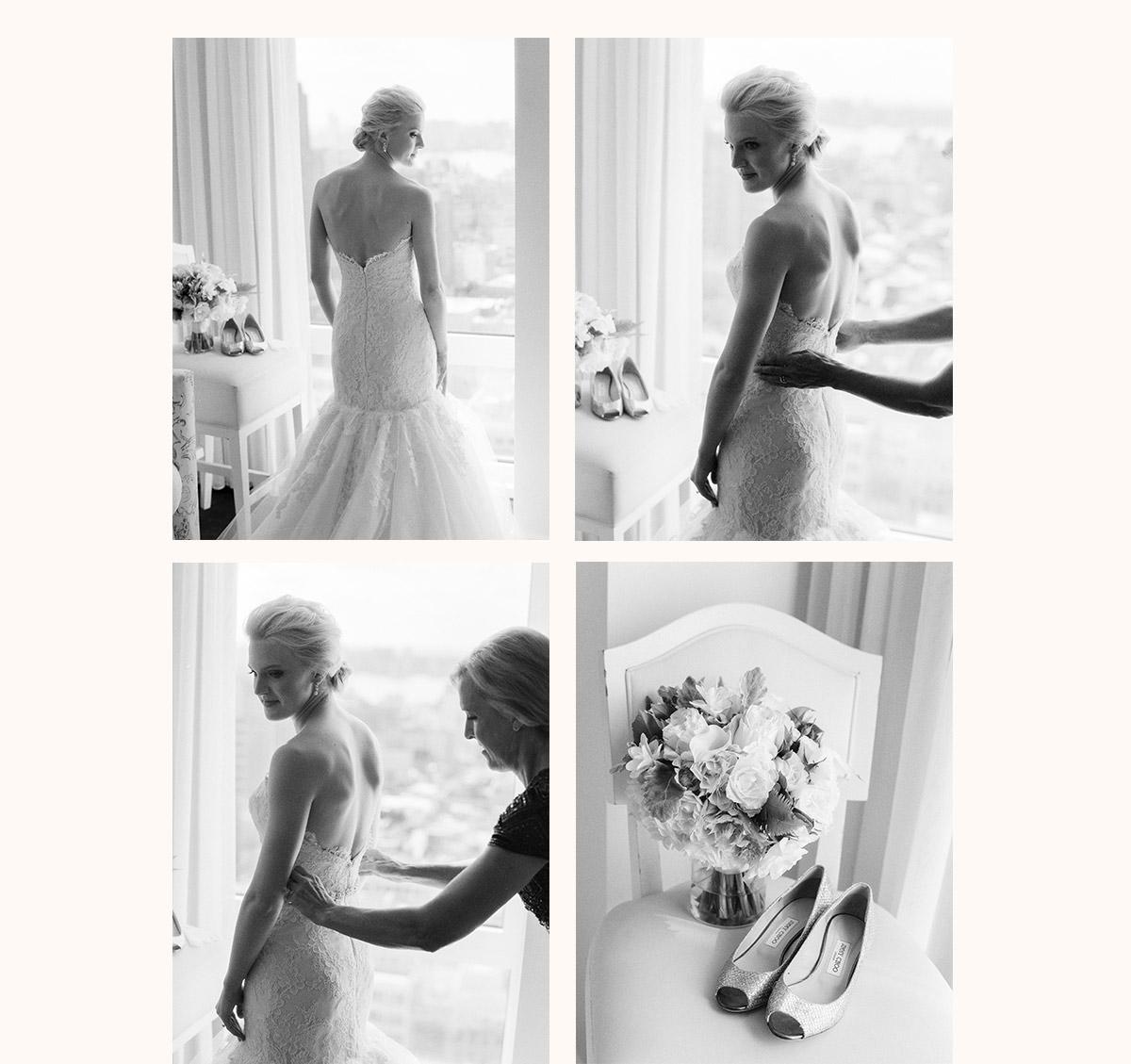 Brooklyn Botanical Gardens Wedding Photographer 01 - BROOKLYN BOTANICAL GARDEN WEDDING PHOTOGRAPHY