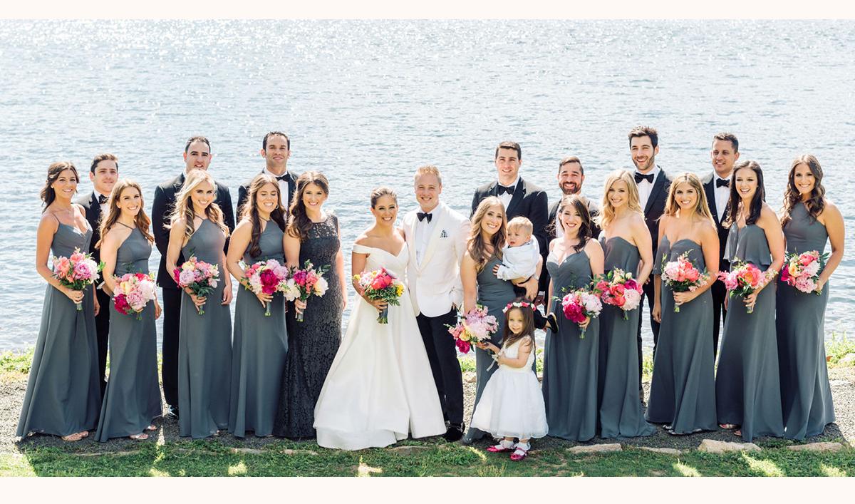 Tuxedo Club Tuxedo Park NY Wedding Photographer 8 - THE TUXEDO CLUB WEDDING - TUXEDO PARK, NY