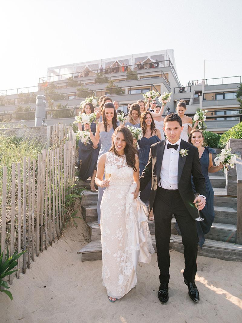 montauk wedding - Gurney's Montauk
