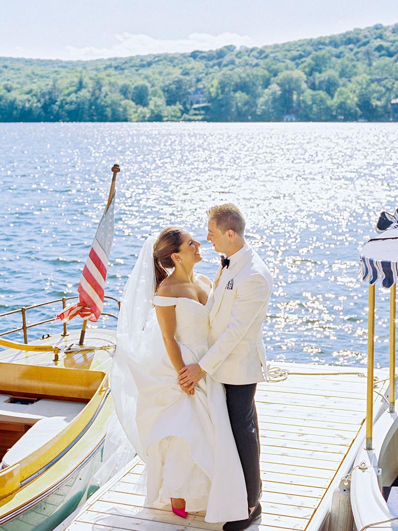 tuxedo lake wedding - The Tuxedo Club