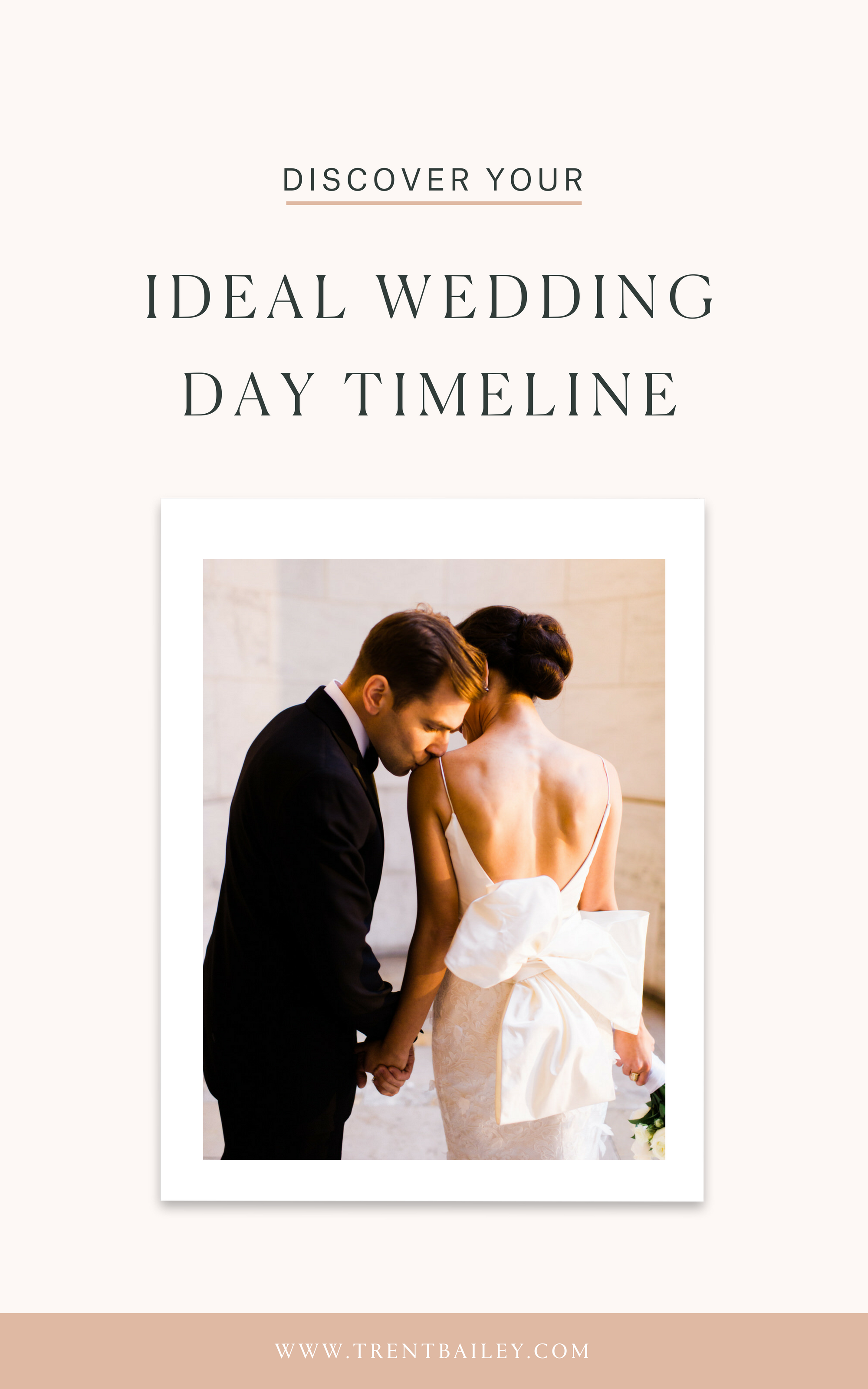 IDEAL WEDDING DAY TIMELINE FIRST LOOK - IDEAL WEDDING DAY TIMELINE