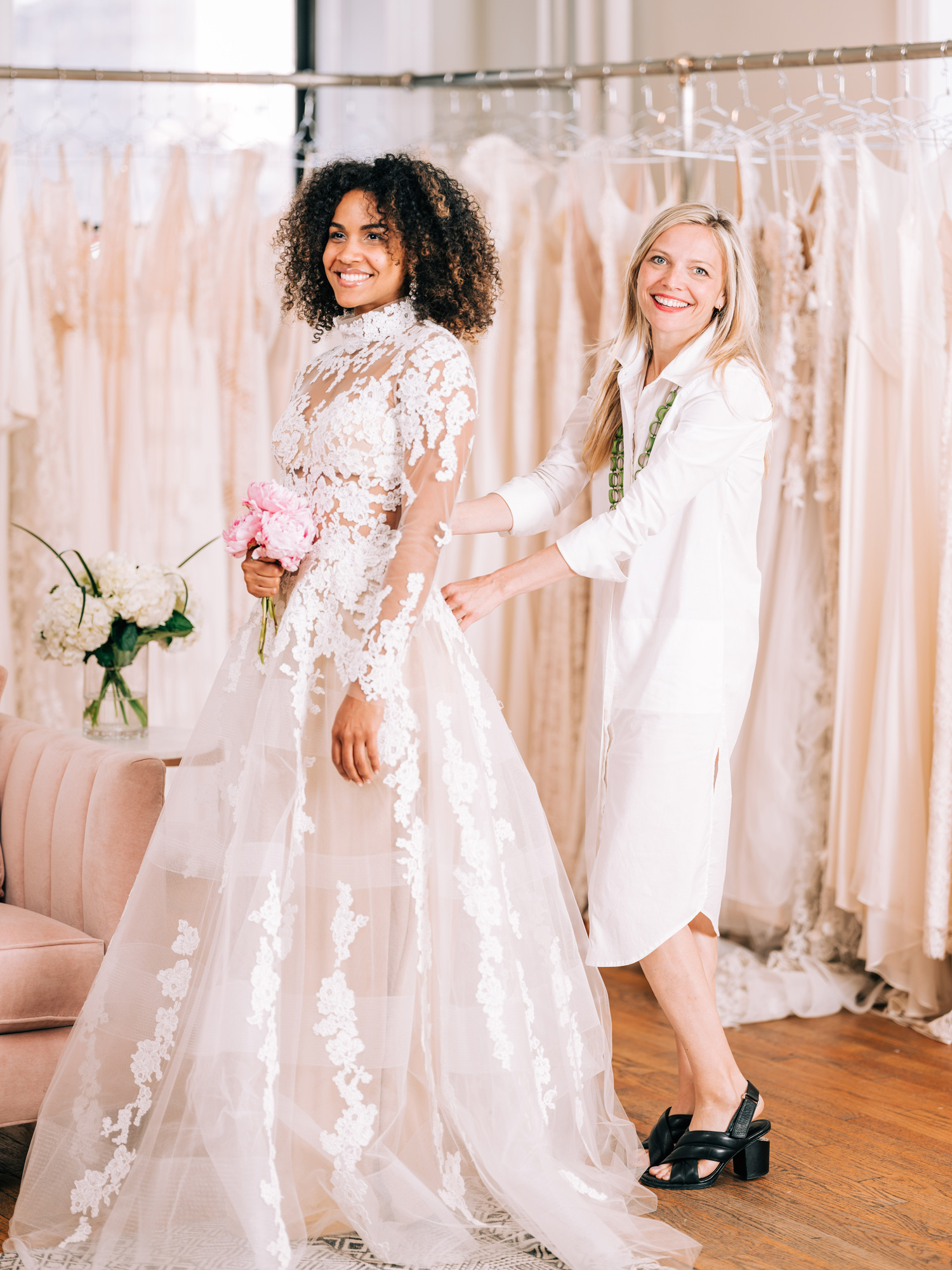 new york wedding photographer reem acra - 7 TIPS FOR FINDING YOUR WEDDING DRESS