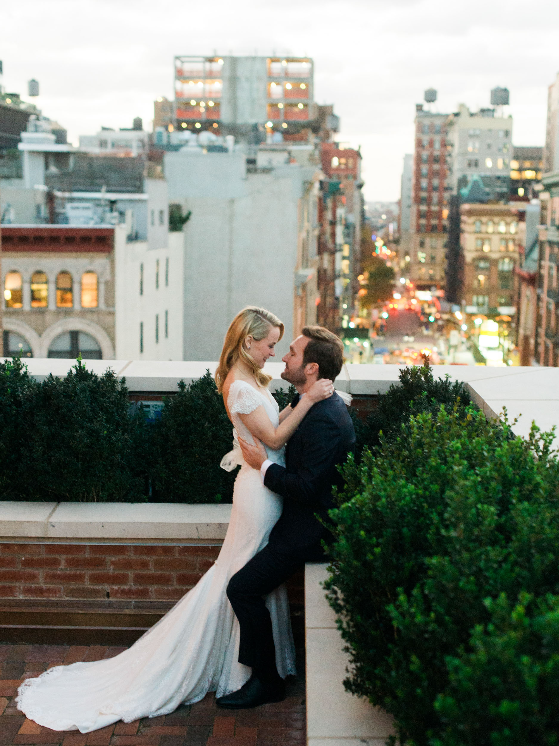Bowery Hotel Wedding Photographer 2 - The Bowery Hotel