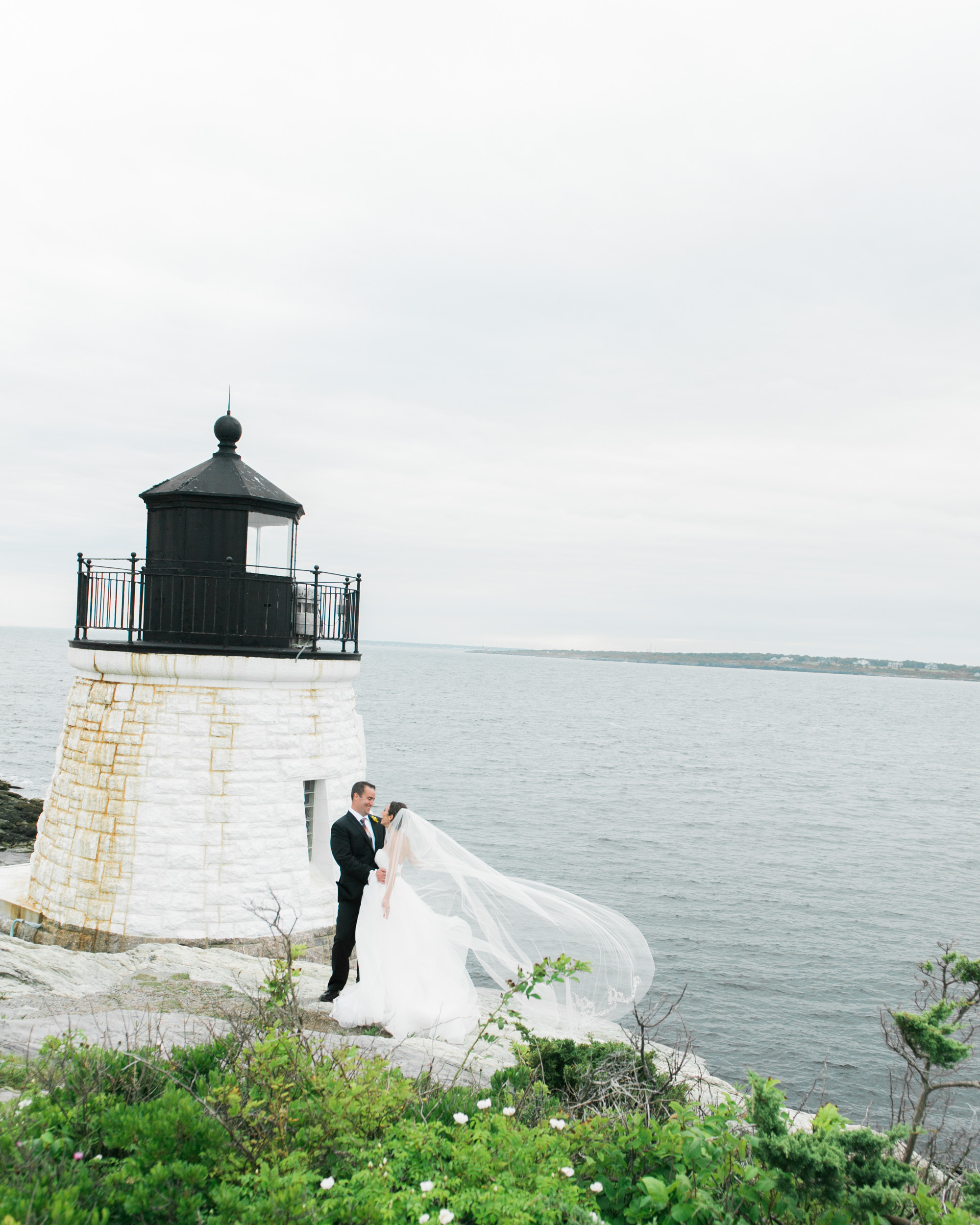 Castle Hill Inn Newport Wedding Photographer 12 - Castle Hill Inn
