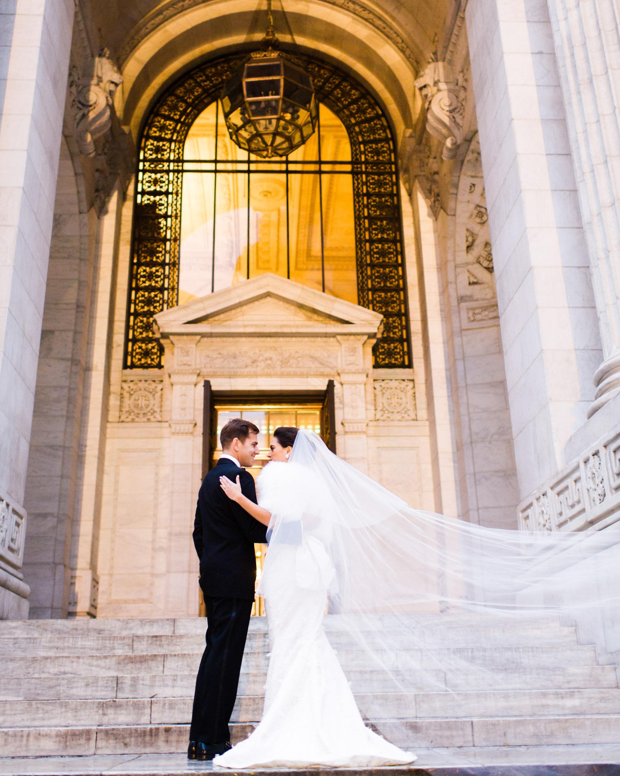New York Public Library Wedding Photographer 66 - New York Public Library