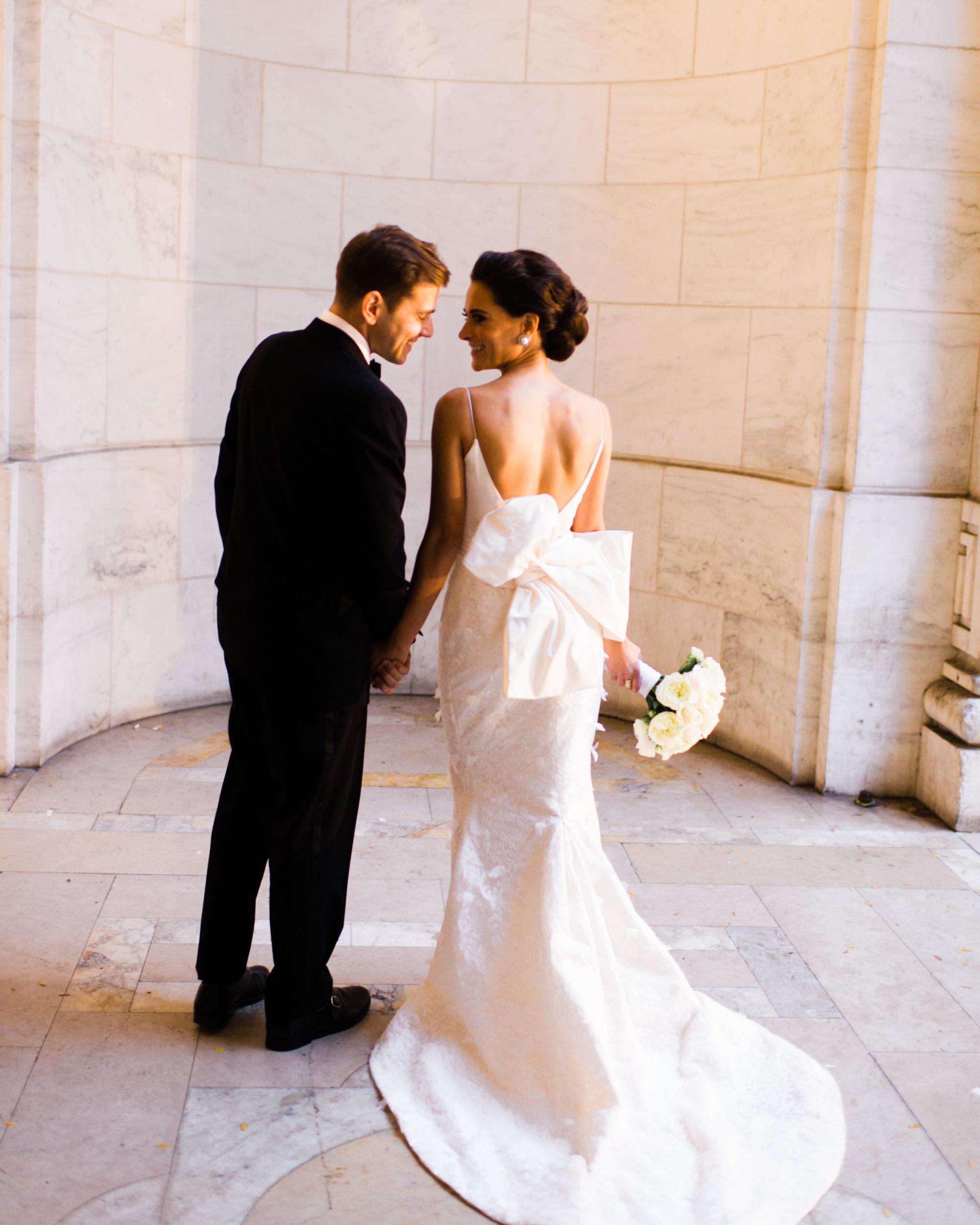 New York Public Library Wedding Photographer 82 - New York Public Library