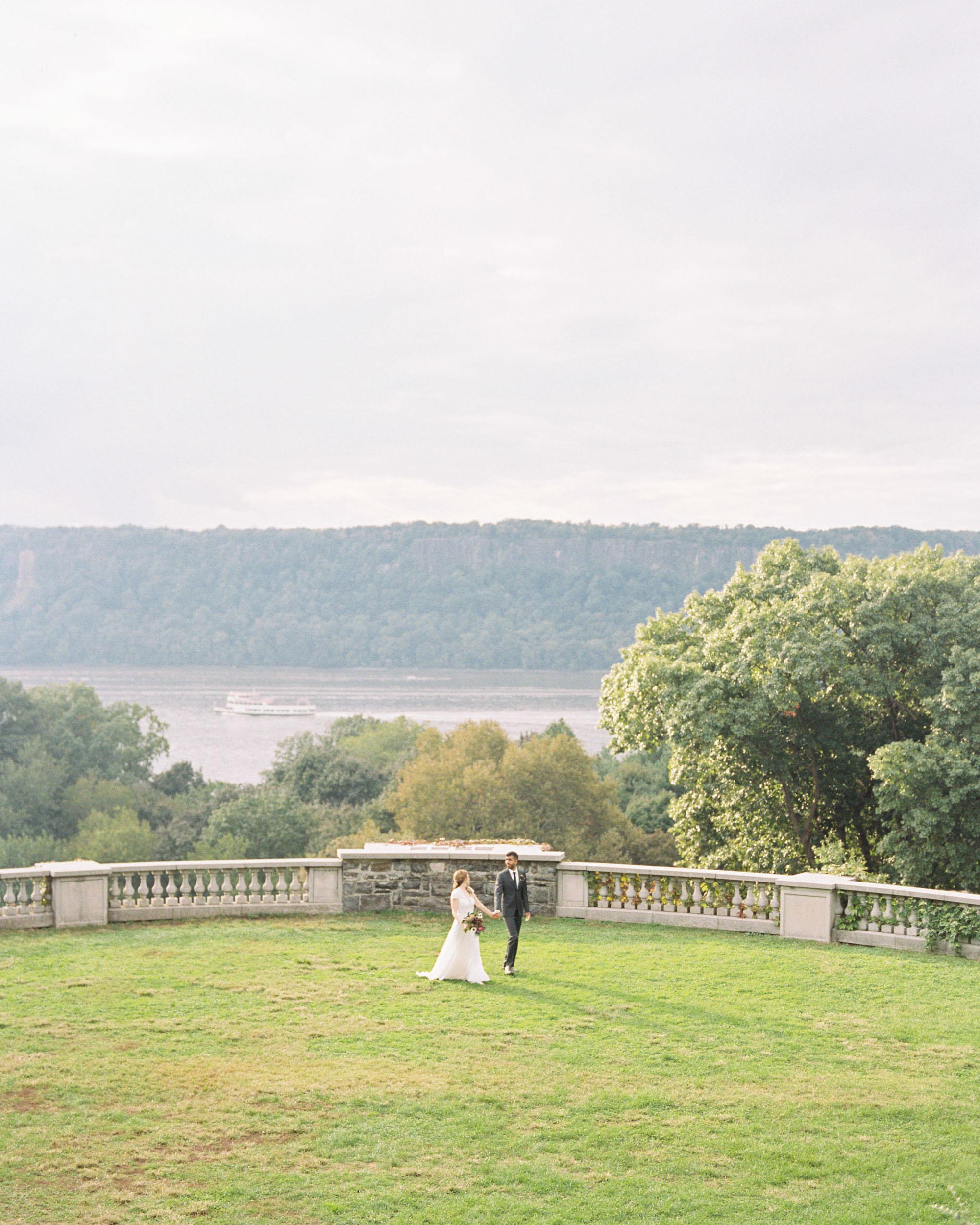 Wave Hill Wedding Photographer 0025 - Wave Hill